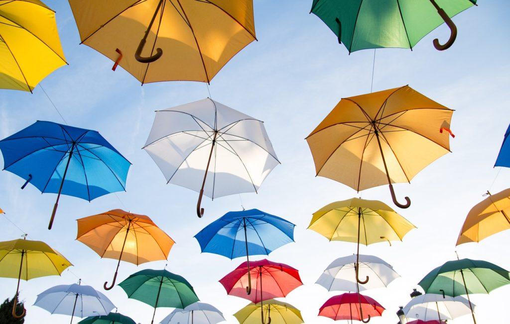 umbrellas, sunshades, cover